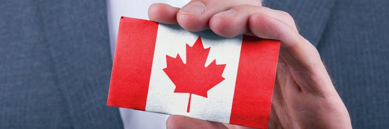 Drapeau canadien. Comprendre le milieu de travail canadien et sa culture.www.graybridgemalkam.com