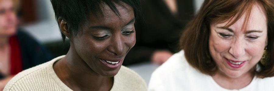 Mentor et mentorée. Programme d'accompagnement vers la diversité.www.graybridgemalkam.com