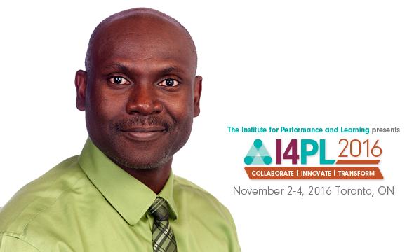 image of Prince Ehoro and I4PL 2016 logo
